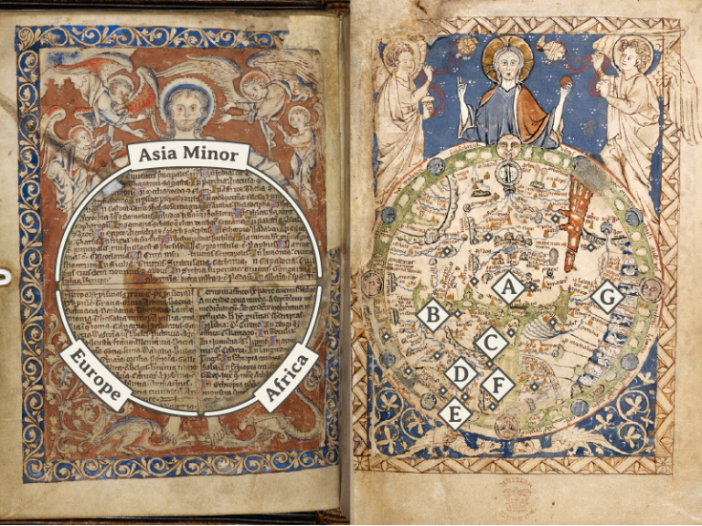 Psalter Maps